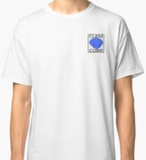 Clam Corp Classic T-Shirt