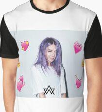 Alison Wonderland AWAKE Graphic T-Shirt