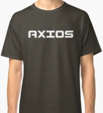 Axios Stylised Classic T-Shirt