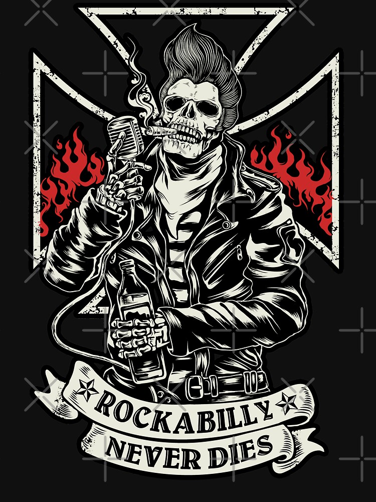Rockabilly Never Dies by rahmenlos