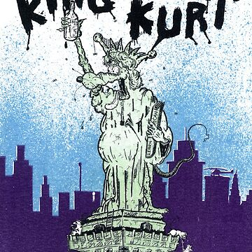 King Kurt - Statue of Liberty by Creamy-Hamilton