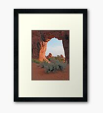 Arches National Park Utah Framed Print
