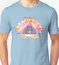 Welcome to Beach City Unisex T-Shirt