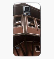 Asymmetrical Elegance - a Statement Oriel Window Case/Skin for Samsung Galaxy