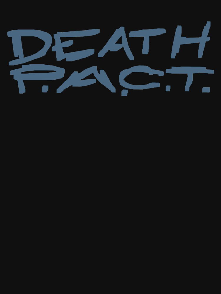 Death P.A.C.T (podium logo) by jacknjellify