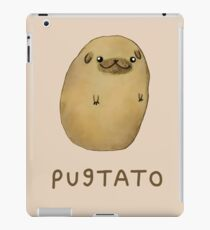 Pugtato iPad Case/Skin