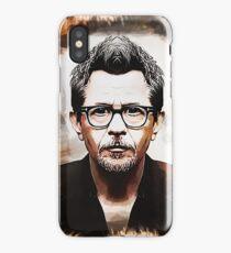 Gary Oldman - Caricature iPhone Case