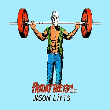Gym Time Jason by LaTerruer