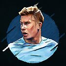 Geometric De Bruyne by Mark White