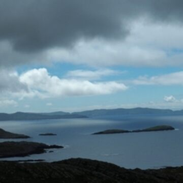 Ring of Kerry Panorama by kostolany244