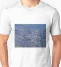 Aerial, Brisbane , Queensland, Australia T-Shirt