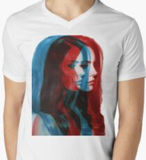 lana del rey Men's V-Neck T-Shirt