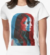 lana del rey Women's Fitted T-Shirt