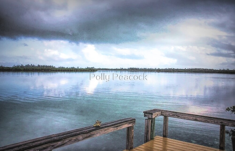 Morning Has Broken in Green Turtle Cay by Polly Peacock