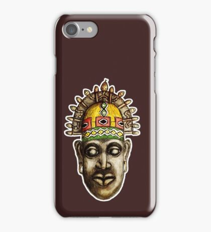 African inspiration iPhone Case/Skin