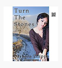 Turn The Stones by Barbara Phipps Photographic Print