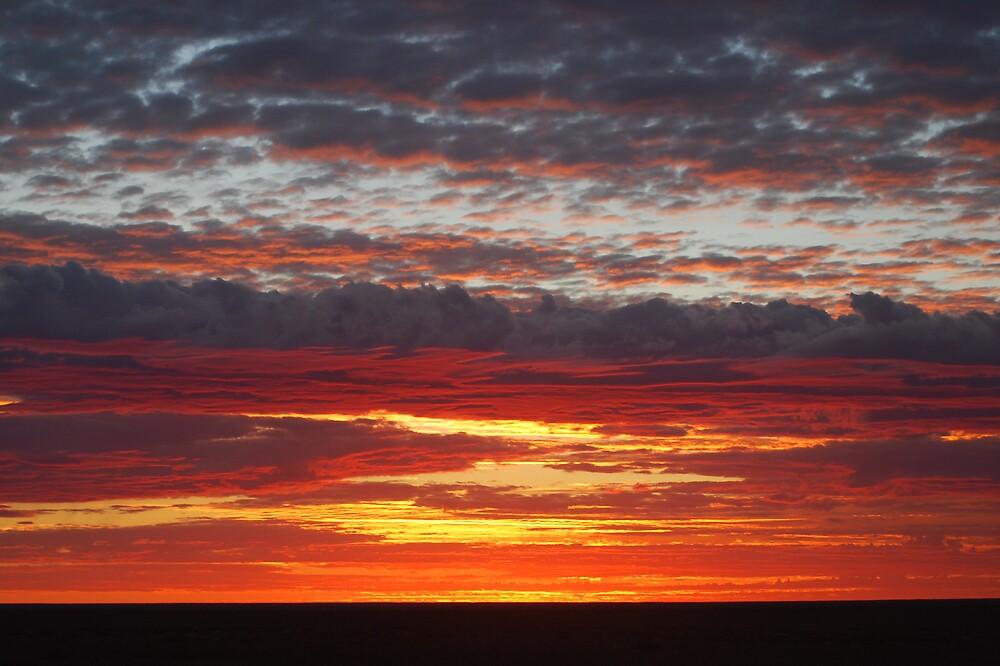 Sunrise Coober Pedy 4 by GuyR