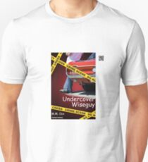 Undercover Wiseguy by M.M. Cox Unisex T-Shirt