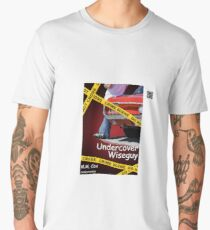 Undercover Wiseguy by M.M. Cox Men's Premium T-Shirt