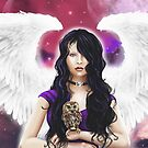 Angelic Soul Companion by TriciaDanby