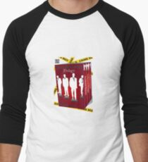 Teen Mobster Trilogy by M.M. Cox Men's Baseball ¾ T-Shirt