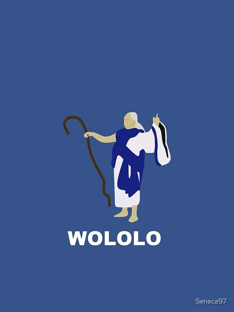Wololo (blau) von Seneca97