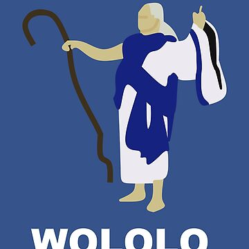 Wololo (Blue) by Seneca97