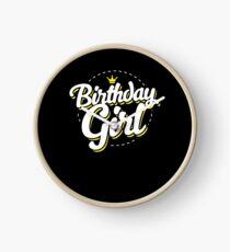 Lustiges Geburtstags-Party-Kleid Uhr