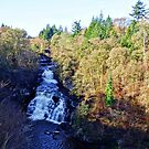 Falls of the Clyde by FollowingTLites
