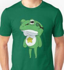 Sgt. Keoro (wearing frog disguise) Unisex T-Shirt