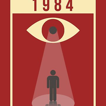 1984 by f2c15