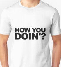 Camiseta ajustada Cómo estás'?