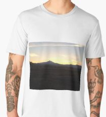 Mt. Washington Sunset Men's Premium T-Shirt