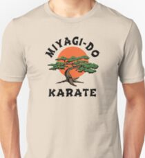 MIYAGI-DO - KARATE KID Unisex T-Shirt