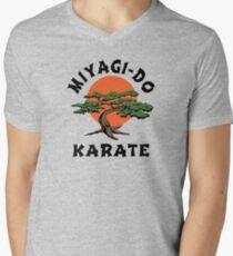 MIYAGI-DO - KARATE KID Men's V-Neck T-Shirt