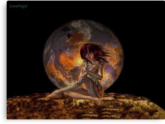 Demon of the Underworld by LoneAngel