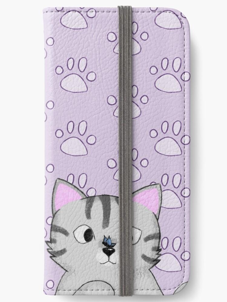Peekaboo Kitty.  by Crashypops