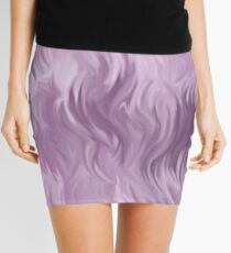 Abstract Background. Bright artistic splashes Mini Skirt