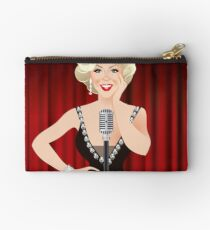 'With Love, Marilyn' Erin Sullivan  Studio Pouch