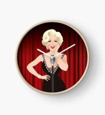 'With Love, Marilyn' Erin Sullivan  Clock