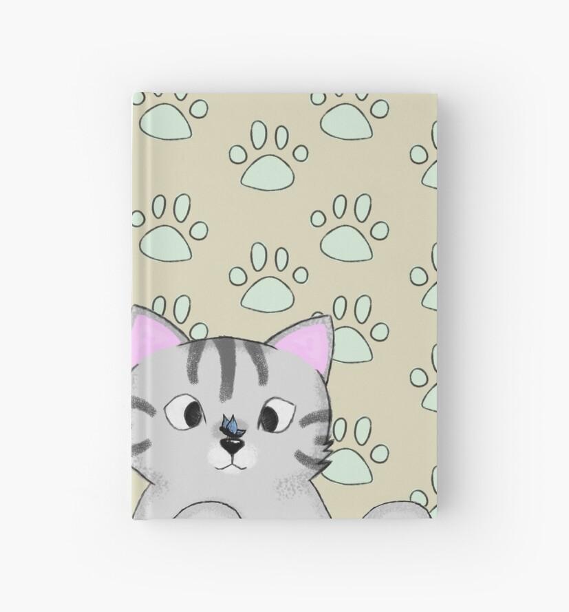 peekaboo kitty by Crashypops
