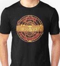 Jules Verne Voyages Extraordinaires  Unisex T-Shirt