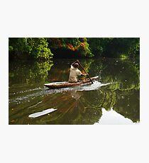Lobé River Explorer Photographic Print