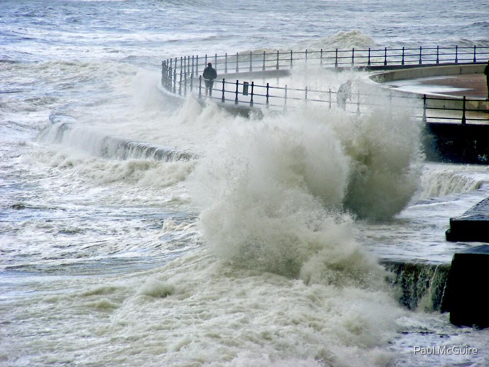 Stormy Seas by Paul McGuire