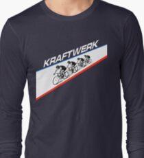 KRAFTWERK - TOUR DE FRANCE Long Sleeve T-Shirt