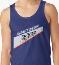 KRAFTWERK - TOUR DE FRANCE Tank Top