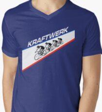 KRAFTWERK - TOUR DE FRANCE Men's V-Neck T-Shirt
