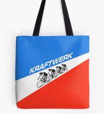 KRAFTWERK - TOUR DE FRANCE Tote Bag