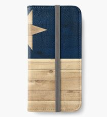 Texas iPhone Wallet/Case/Skin