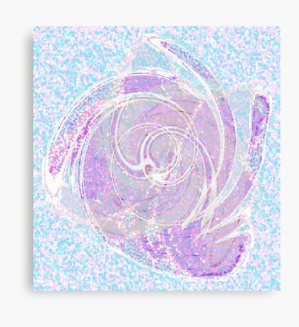Butterfly Orb Canvas Print
